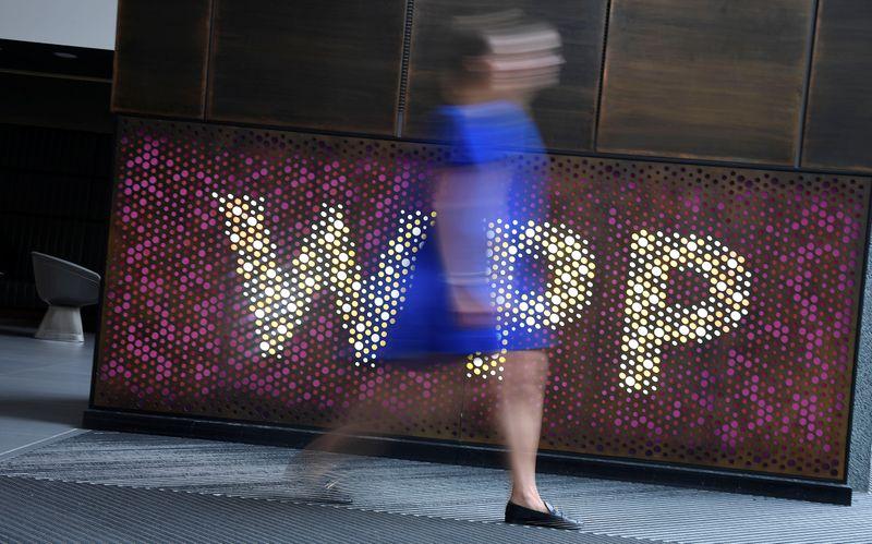 WPP shares slide again after fourth-quarter slowdown