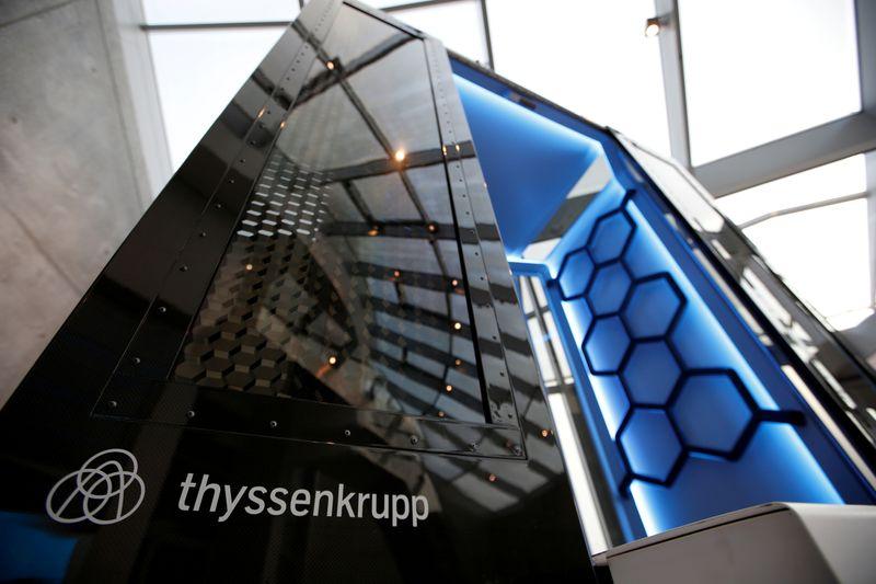 Thyssenkrupp sells elevator unit for $18.7 billion to Advent-led consortium