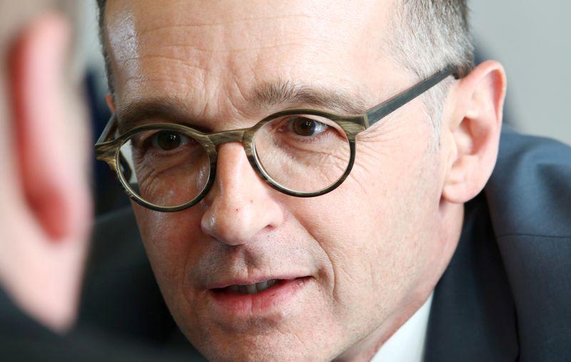 Coronavirus will dominate agenda of Germany's EU presidency: minister