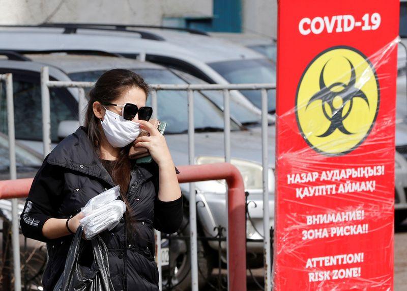 One in five Kazakhs seek state aid over coronavirus emergency