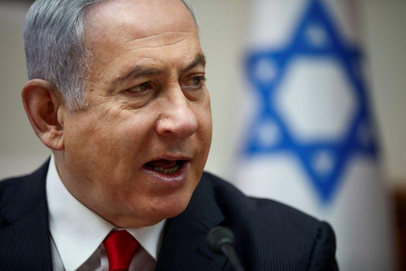 نتنياهو وجانتس يقتربان من اتفاق لإنهاء الجمود السياسي