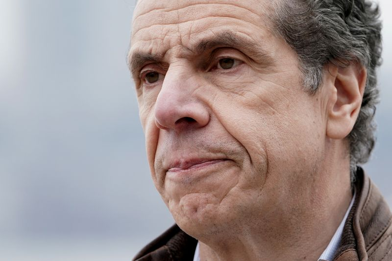 Cuomo says if Trump ordered New York to reopen, he 'wouldn't do it'