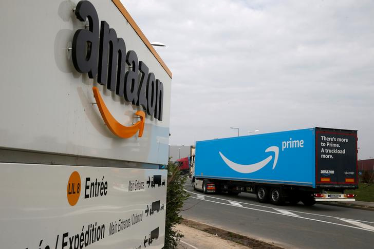 Amazon to close French warehouses until next week after court order