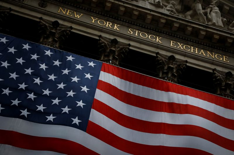 Futures jump late following data on potential virus treatment, Trump guidelines