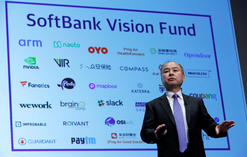 For SoftBank's Son, coronavirus turns vision to illusion