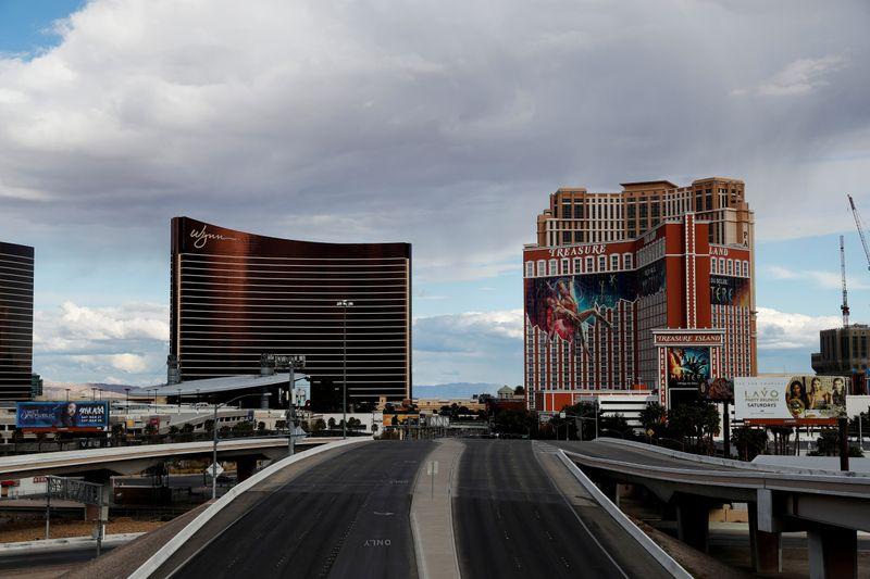 Unions denounce Las Vegas mayor's call to re-open casinos