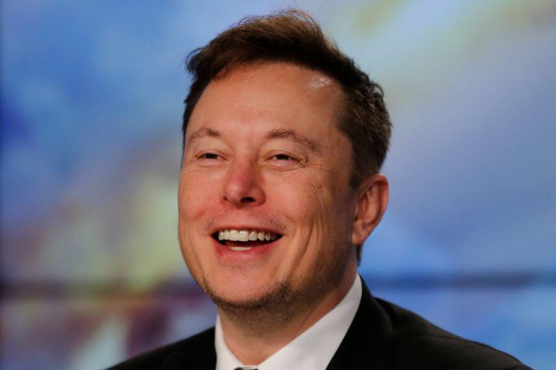 Billionaire Musk's net worth zooms past Warren Buffett's - Bloomberg News