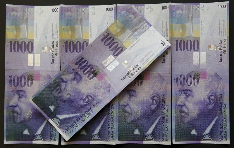 スイス中銀、「これまで以上に」緩和政策が必要=総裁