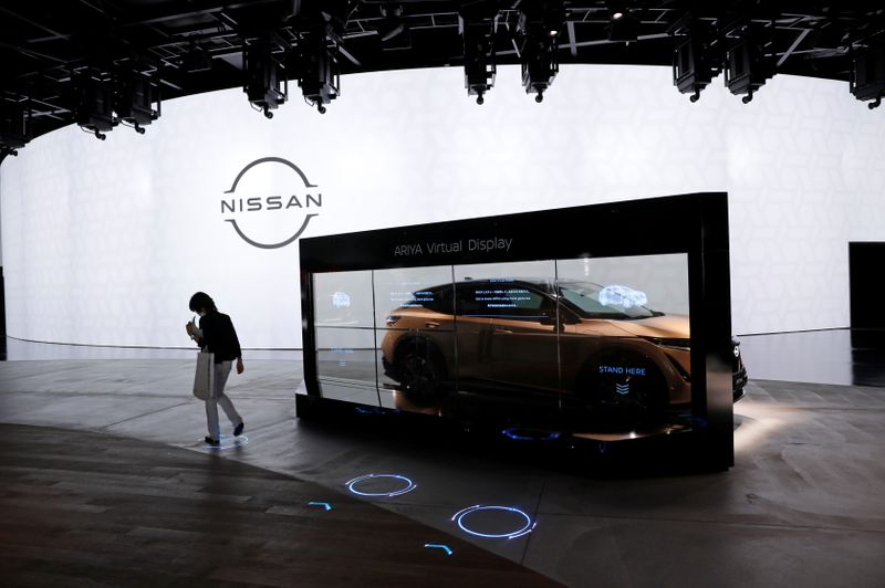 Nissan bets on new Ariya electric SUV to symbolize its revamp, but ...