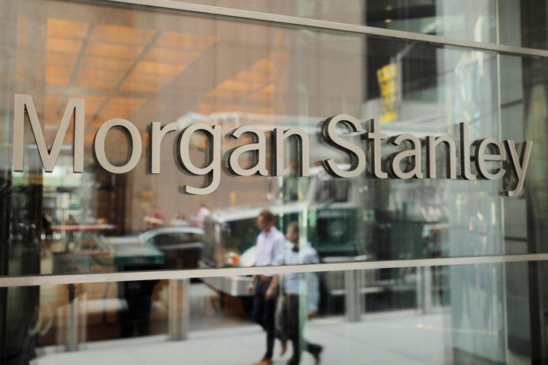 Morgan Stanley posts record profit on trading boom
