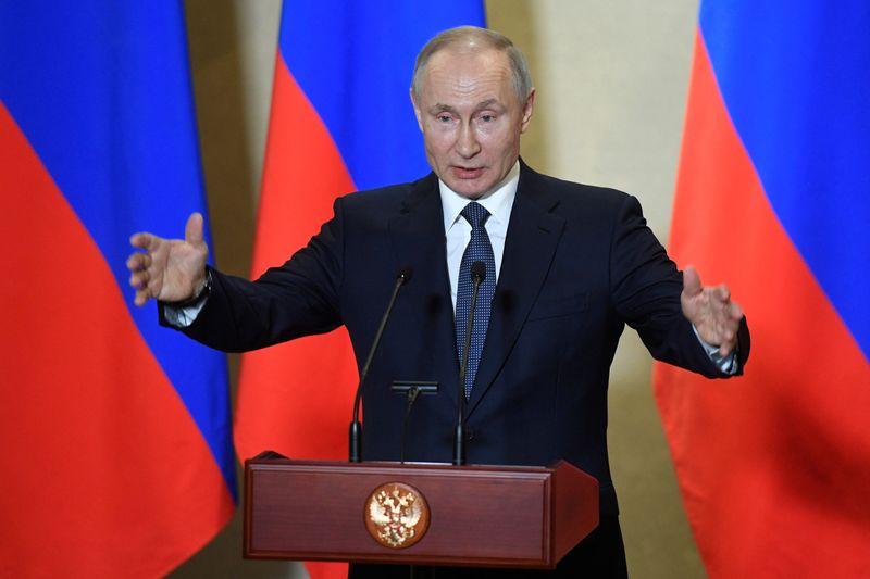 Путин встал на защиту бюджетного правила