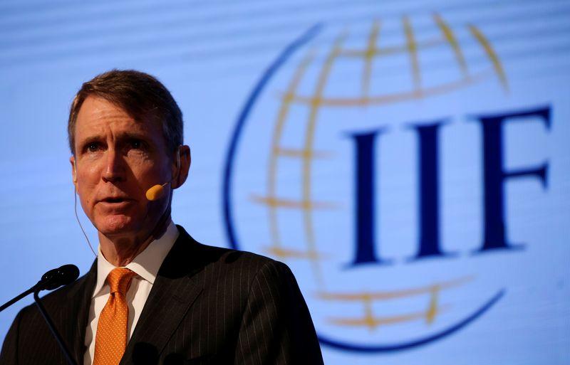 Мировой долг достиг рекордных 331% глобального ВВП в 1 кв -- IIF