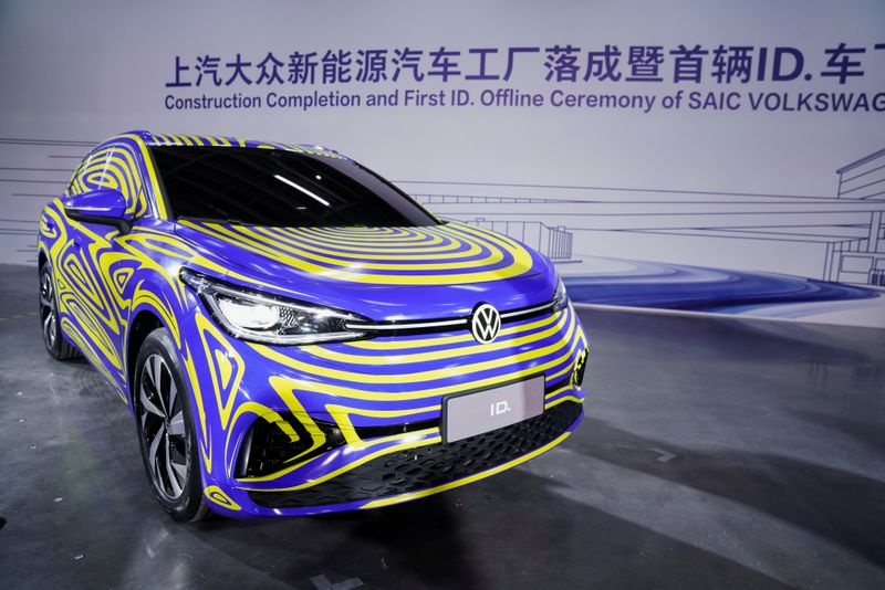 Volkswagen expects single-digit sales decline in China this year