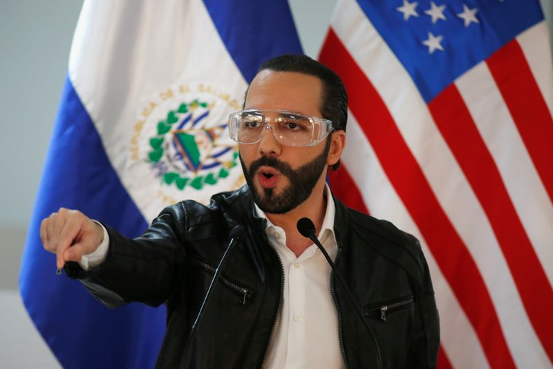 El Salvador to move to second stage of economic reopening