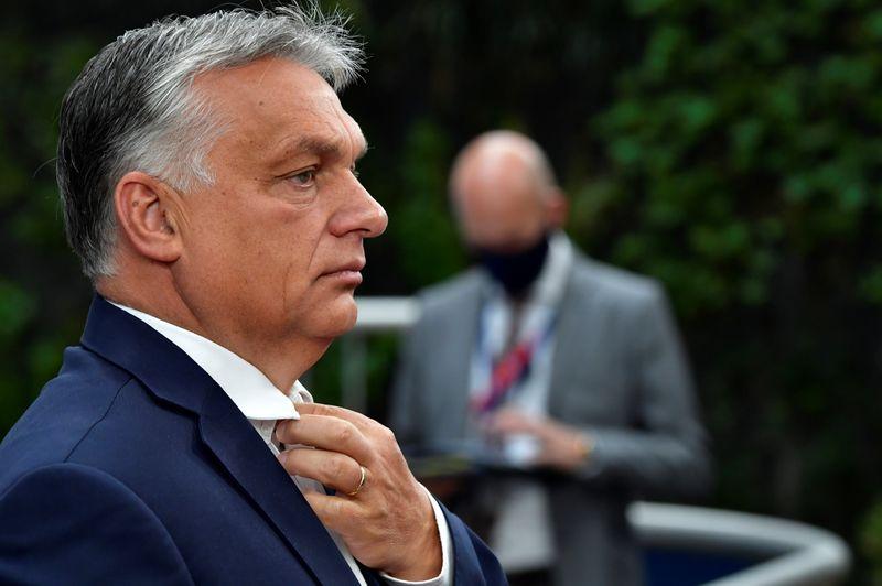 © Reuters. EU leaders summit in Brussels