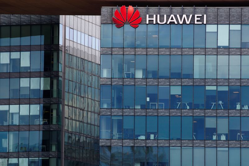 Huawei Italy executive says TIM decision not political - newspaper