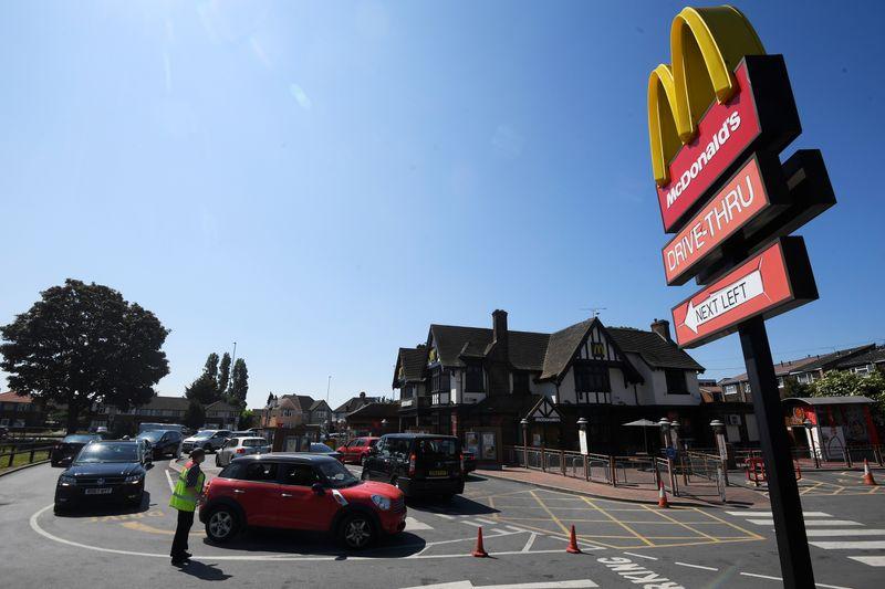 McDonald's to reopen over 700 dine-in restaurants in UK, Ireland