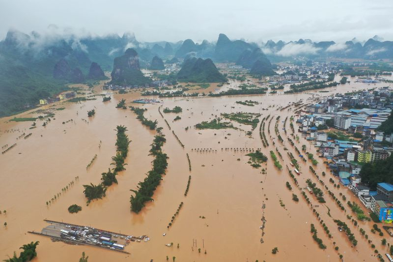 Dam collapse in China could point to a 'black swan' disaster