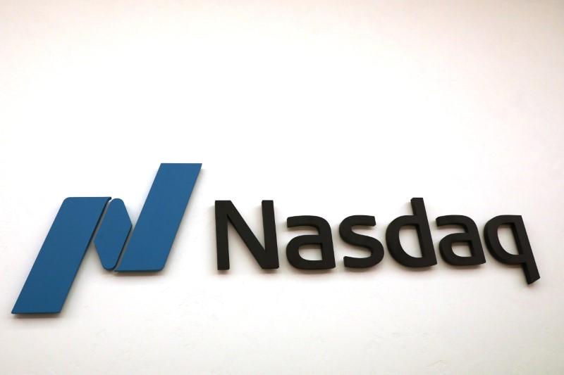 Nasdaq quarterly profit beats on record trading volumes