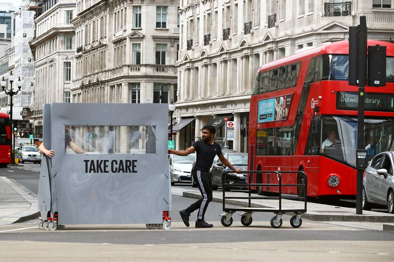 Pandemic turns Europe's retail sector on its head as shoppers stay close to home