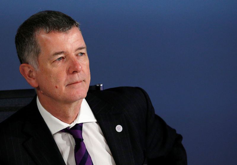 UK names new MI6 spy chief to tackle challenges from China, Russia
