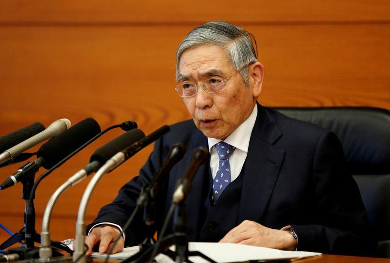 BOJ's Kuroda warns of renewed constraints on Japan economy from pandemic