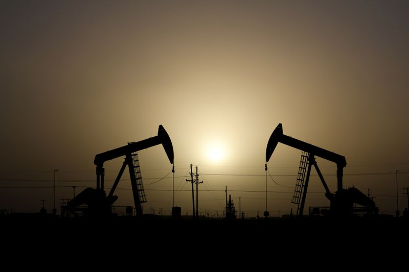 Oil rises after bigger-than-expected drop in U.S. inventories