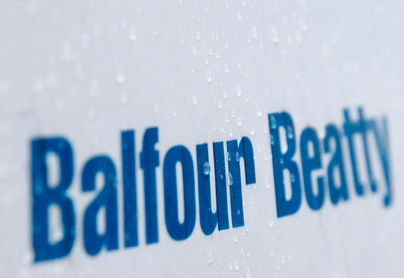 Balfour Beatty posts first-half loss on coronavirus hit