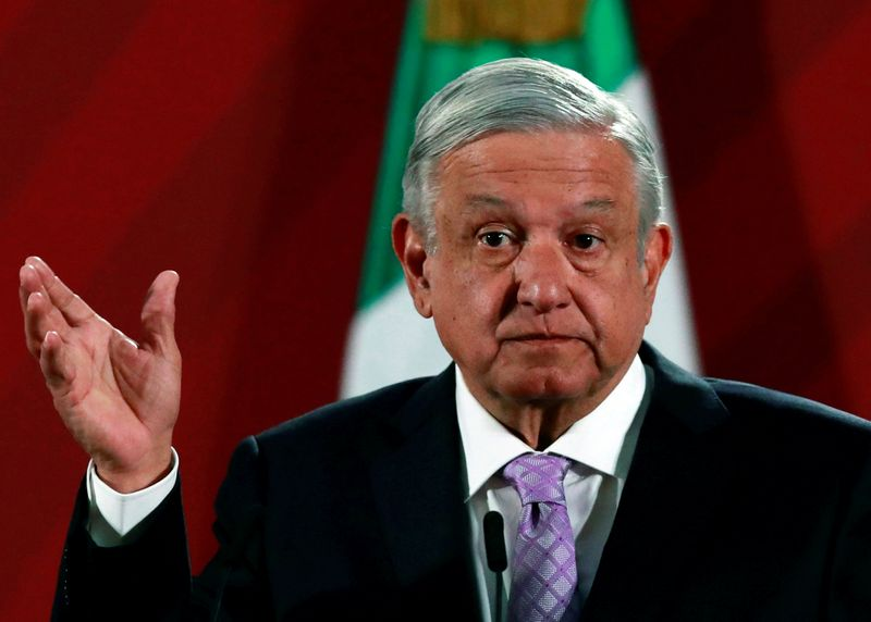 Mexican president says jobs gained back in August, reversing trend of losses