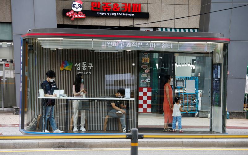 South Korea reports largest jump in new coronavirus cases since March