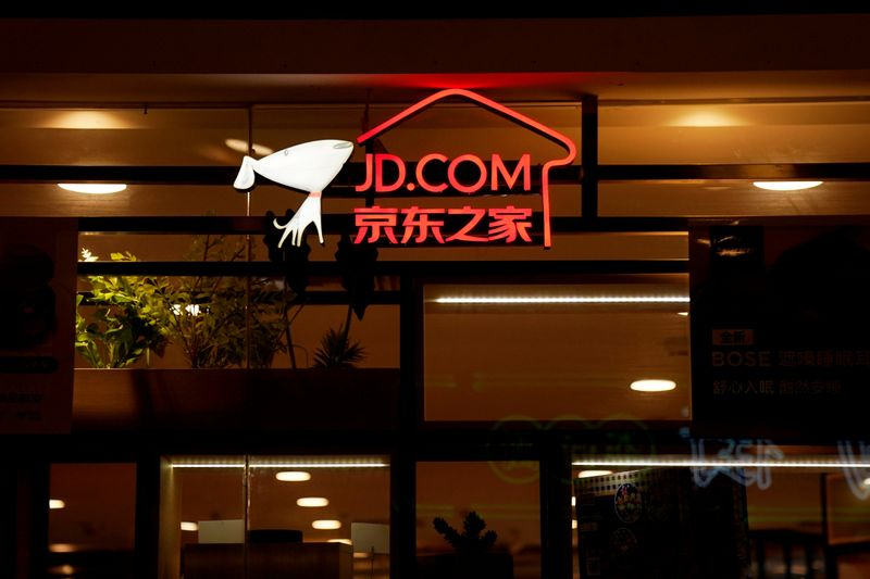 China's JD.com posts upbeat results as online orders surge