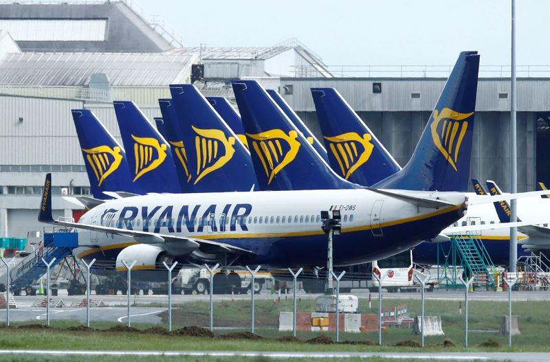 Ryanair cuts Sept, Oct capacity by 20% on weak bookings