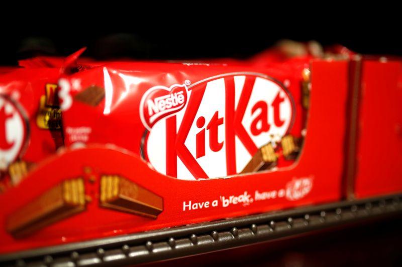 Nestlé vai elevar investimento em 40% no Brasil este ano Por Reuters
