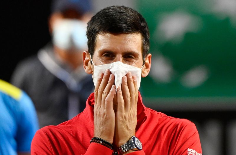 Djokovic Wins Fifth Italian Open To Make Masters History By Reuters
