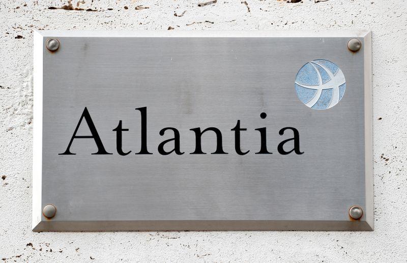© Reuters. ATLANTIA À SUIVRE À LA BOURSE DE MILAN