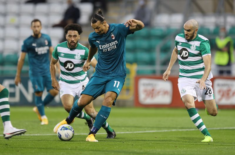 Ibrahimovic Shrugs Off Positive Covid 19 Test By Reuters