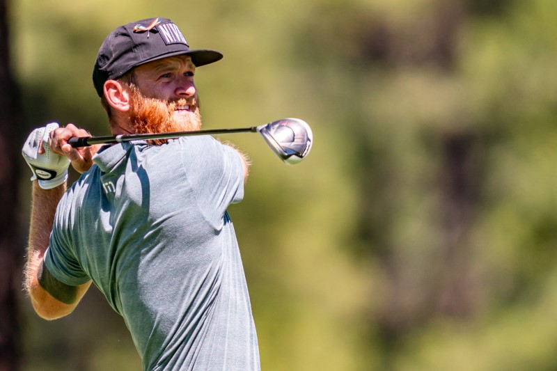 McCumber grabs four-way share of lead in Dominican Republic