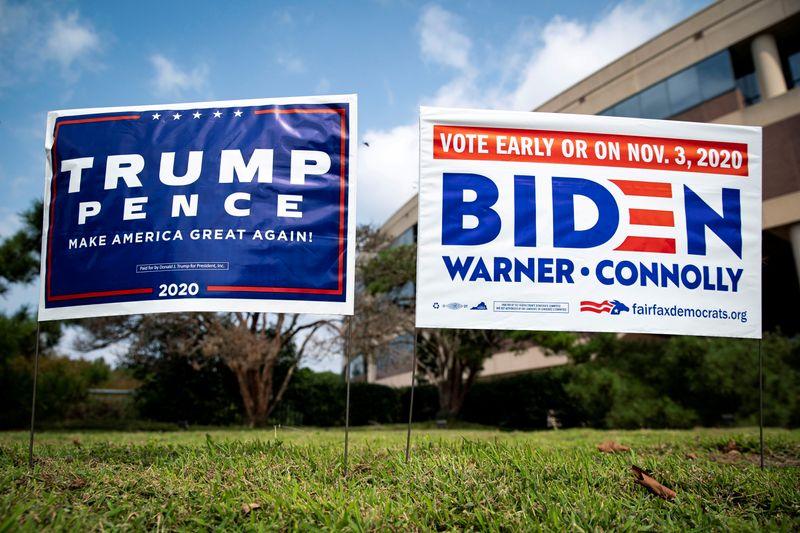Wall Street Week Ahead: Trump-Biden debate could spark stock volatility