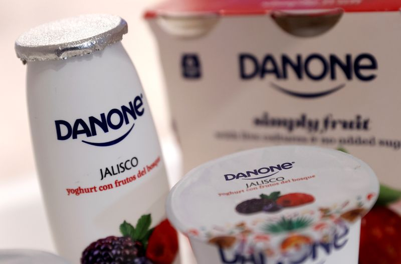 Under shareholder pressure, Danone takes step to sell Chinese asset