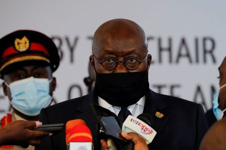 Taking COVID-19 vaccine will not alter your DNA, Ghana president says