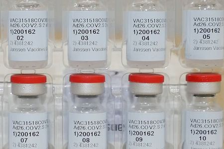 U.S. expects first shipments of J&J vaccine to be delivered Tuesday