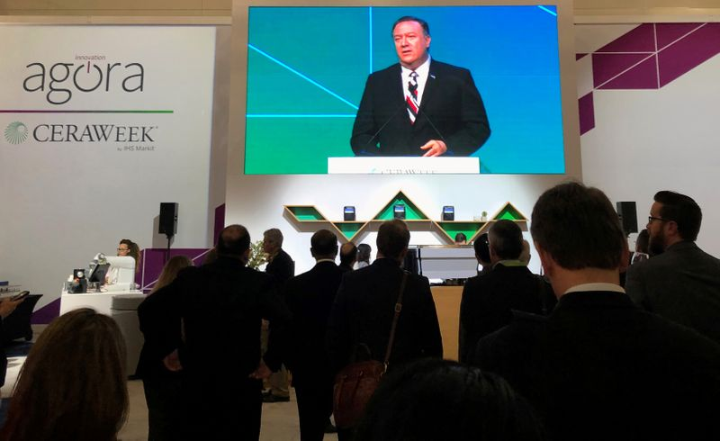 Energy leaders grapple with low-carbon future at virtual CERAWeek conference