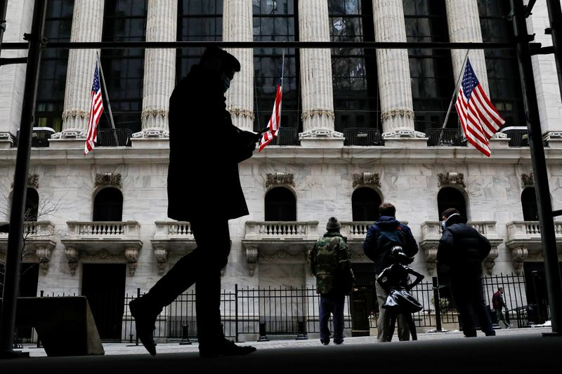 S&P 500 set for best day in nine months on vaccine, stimulus cheer