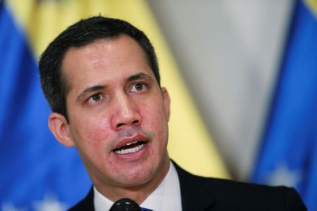 Venezuela's Guaido spoke with U.S. Secretary of State Blinken -sources