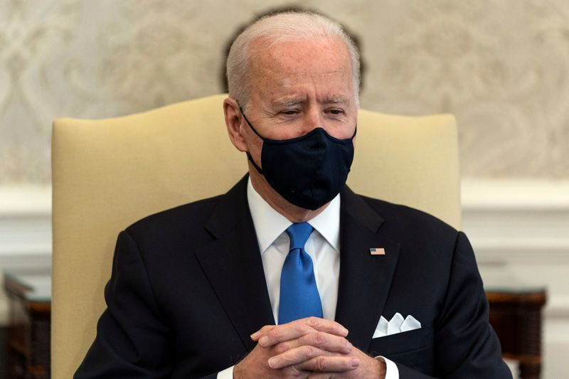 Biden says world on cusp of some 'real breakthroughs' on cancer