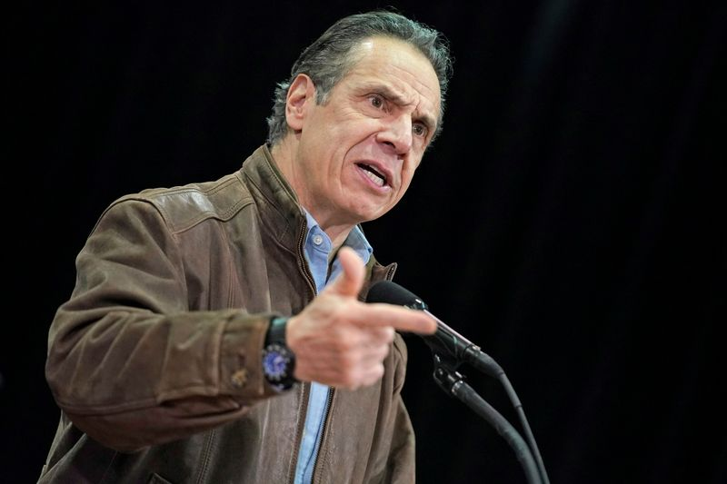 Cuomo accuser rejects his public apology in TV interview