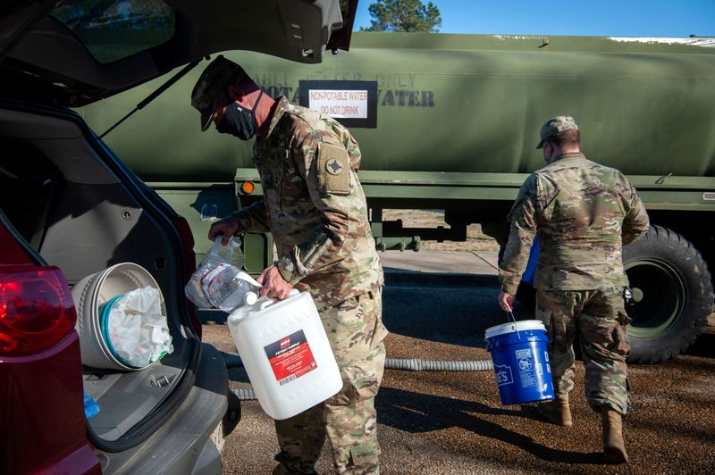 Weeks after winter storms, Mississippi city still grappling with water crisis