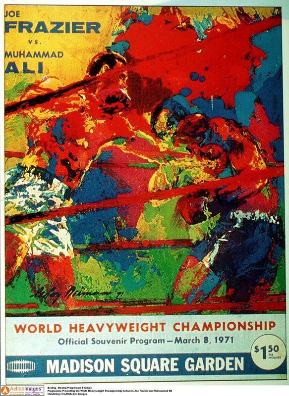 Ali, Frazier 'Fight of the Century' still packs a punch 50 years on