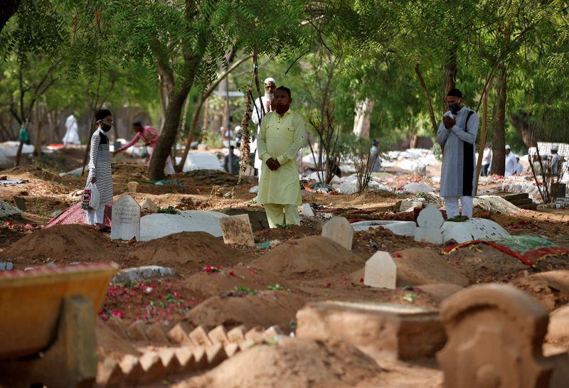 Coronavirus: L'Inde recense près de 4.000 décès, l'OMS inquiète