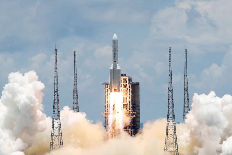 La Chine réussit à faire atterrir un robot sur Mars